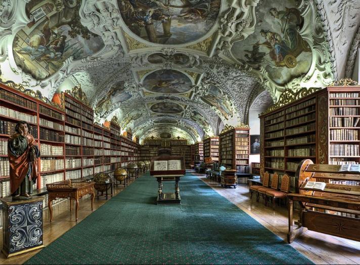 Biblioteca do Mosteiro de Strahov