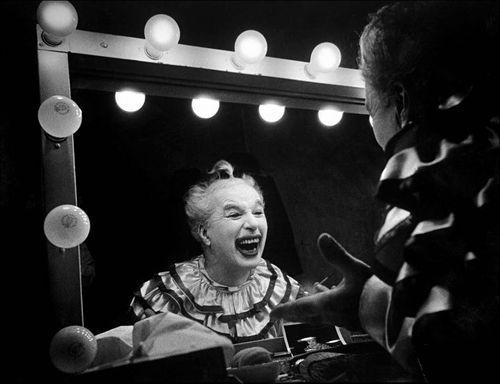 W. Eugene Smith - Charlie Chaplin, 1952 I