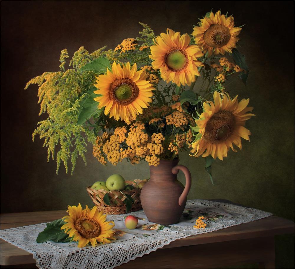 Tatiana Skorokhod, sunflowers.jpg