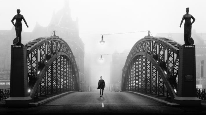 mist, bridge, ponte, nevoeiro, neblina